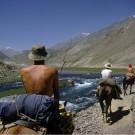 Approaching Koh-I-Bandaka, Afghanistan [Print #0010]