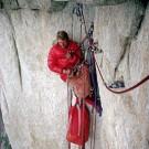 Peter Habeler, El Capitan, Yosemite [Print #0110]