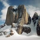 Mount Asgard, Baffin Island [Print #0180]