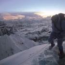 Dougal Haston on Everest Summit, Nepal [Print #0265]