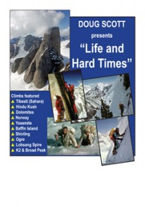 'Life and Hard Times' Leaflet